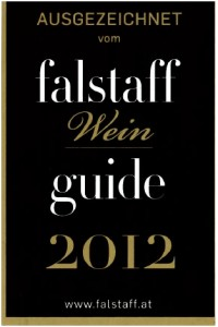 falstaff Wein guide 2012